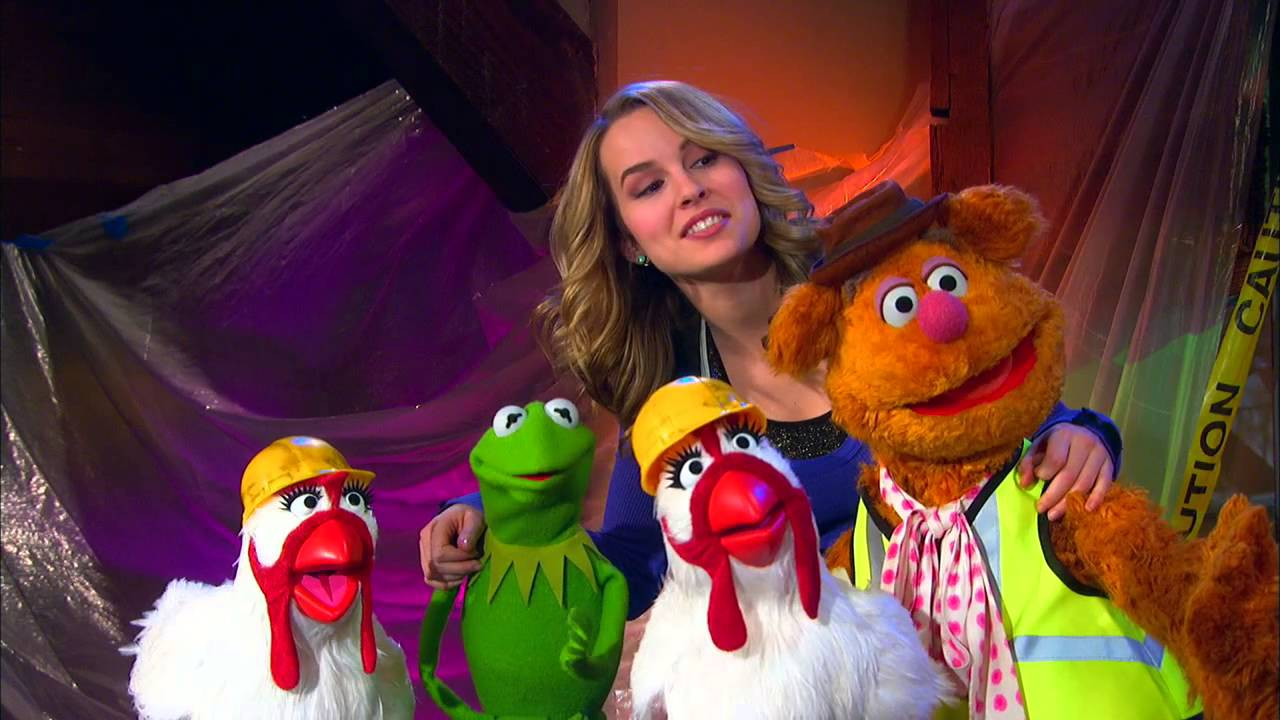 The Muppets Join Good Luck Charlie - Disney Channel ...