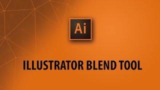 Illustrator Dersleri: Blend Tool ile Harika Arka Planlar (Background with Blend Tool)
