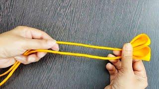 how to make blouse dori in Hindi