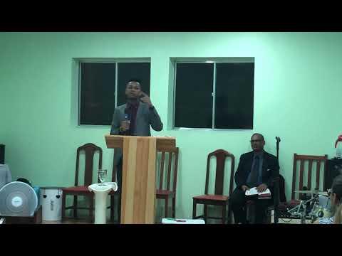 Culto de Ensinamento da Palavra de Deus Assembléia de Deus do Andaraí congregação Engenho de Dentro