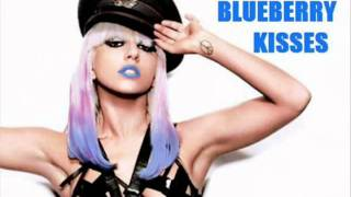 Watch Lady Gaga Blueberry Kisses video