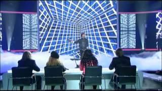 """Сергей Ревтов """"Широка река"""". Выпуск 4 - Фактор А 2012"""