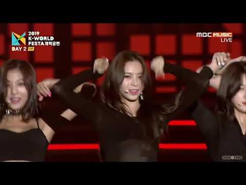 CLC K World Festa NO+ME 2019