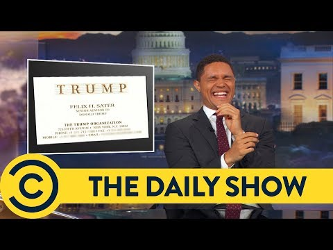 Trump Can't Hide His Ties To Russia - The Daily Show | Comedy Central