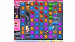 How to play Candy Crush Saga Level 221 - 3 stars - No booster