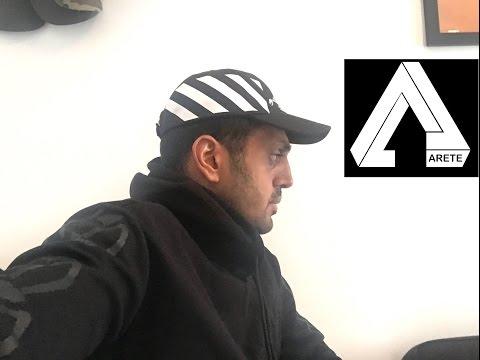 4baf4f26 Off-white c/o Virgil Abloh Scorpion Hat Cap Review SS17 White stripes -  YouTube