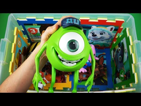 Learn Animals, Insects, Minions, Peppa Pig and other toys. Characters, colors and vehicles for kids