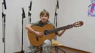 Миша Васильев 11.02.2007 г.р.