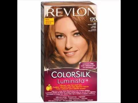 Revlon Colorsilk Luminista Vibrant Color For Dark Hair Light Golden Brown 170 1 Ea