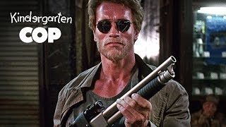 KINDERGARTEN COP | Trailer deutsch german HD | Komödie