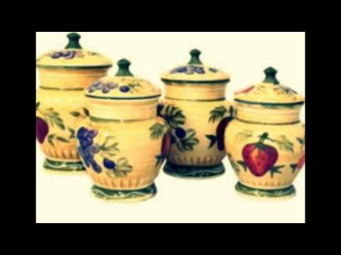 cute kitchen canisters cute kitchen canister sets youtube 230