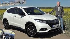 Der Honda HR-V Sport im Test - Wie viel Fahrspaß bietet das praktische SUV? Review Fahrbericht