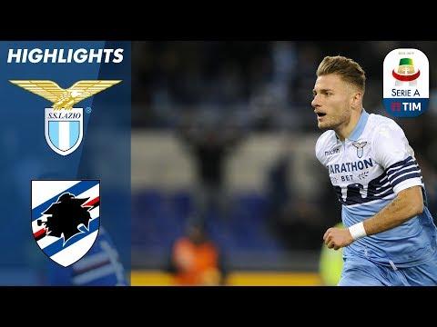Lazio 2-2 Sampdoria | Late Drama at the Stadio Olimpico | Serie A