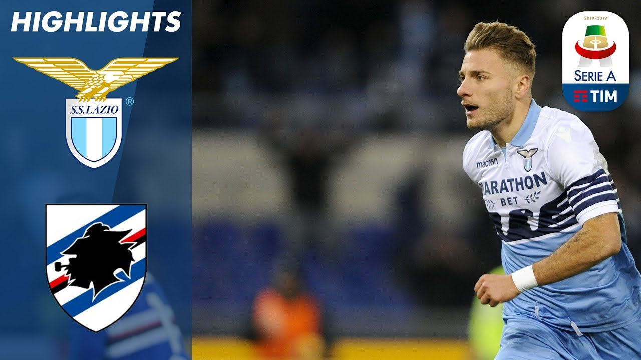 Serie A result - Lazio come from behind to score three and cruise ...