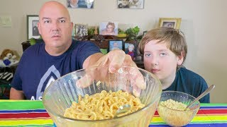 Spicy Noodle Mukbang | The Barkers
