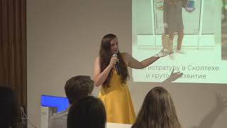 Ladies in Tech and AI Why i left USA and decided to build a Tech career in Russia Сhumik Nastya