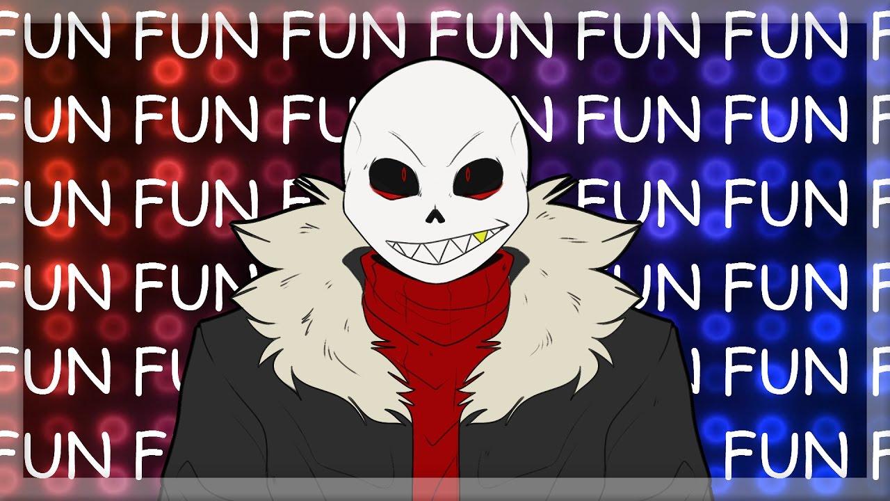 fun fun fun meme underfell youtube