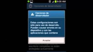 Como hacer para que tu Samsung Galaxy Pocket ande mas rapido!!