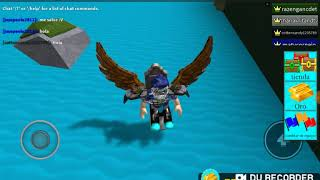 My first ugly gameplay in roblox XD