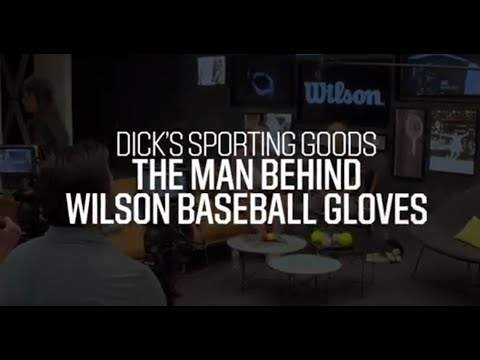 The Glove Guru – An Interview With Shigeaki Aso At Wilson Sporting Goods