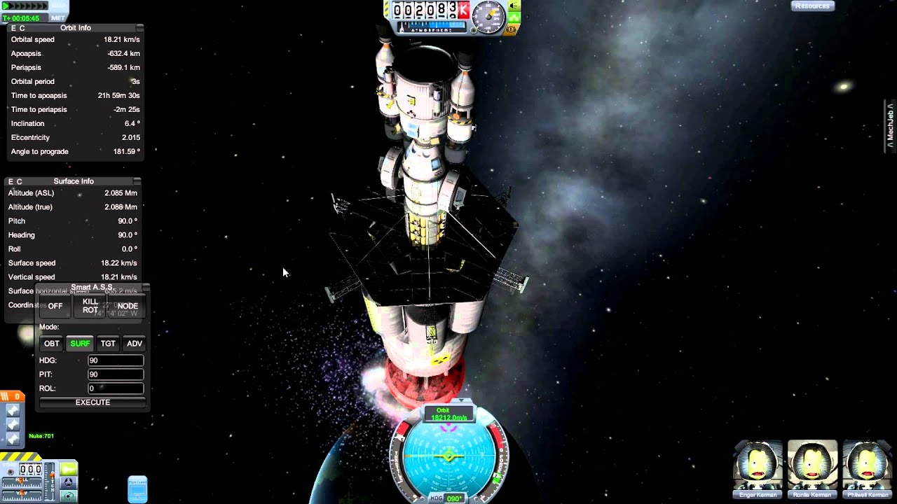 kerbal space program nuclear bomb - photo #11