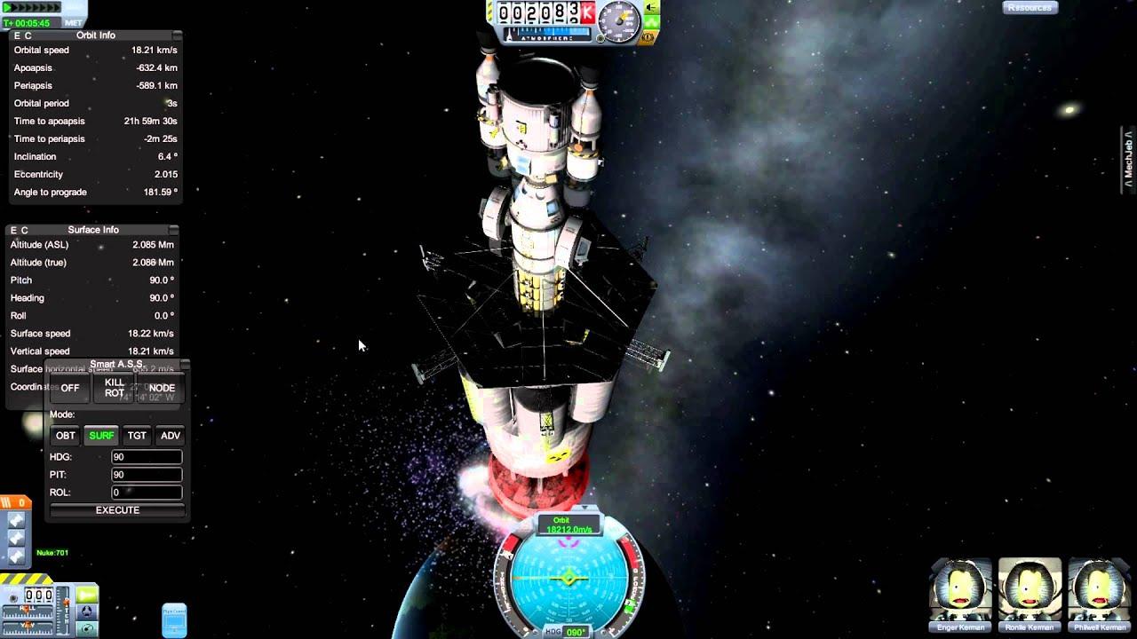 kerbal nasa orion spaceship - photo #24