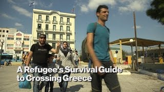 Facebook, Dollars and Sneakers: A Refugee's Survival Kit