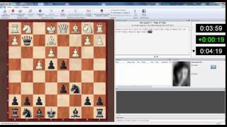 Шахматы онлайн . Игра в кривой схеме !