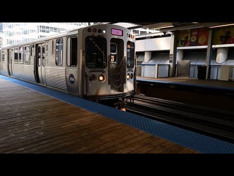 Riding the Chicago Pink Line
