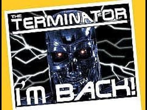"""The Terminator: I'm Back!"" (Терминатор: Возвращение) Java Game ( In-Fusio 2004 Year)"