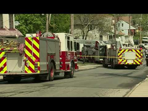 BREAKING: Woman rushed to hospital following Cleveland home explosion FNN