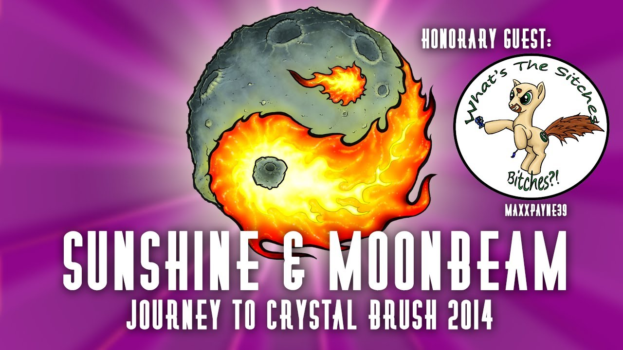 Download Sunshine and Moonbeam: Journey to Crystal Brush 2014 Ep. 1 with Maxxpayne390
