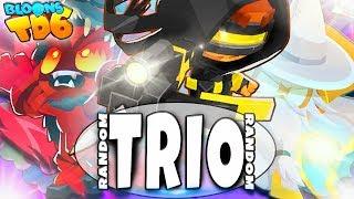 Kozacki łucznik | Random Trio | Bloons TD6 PL