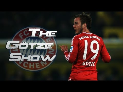 Mario Götze ● The Götze Show ● Skills & Goals | 2013-2015 HD