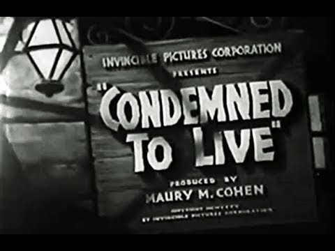 Download 1935 Condemned to Live Spooky Movie Dave  mp4