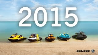 2015 Sea-Doo Watercraft - See the New Full Line Launch