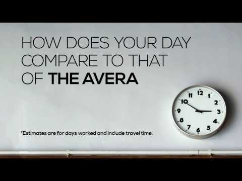 How does your day compare to the average American?