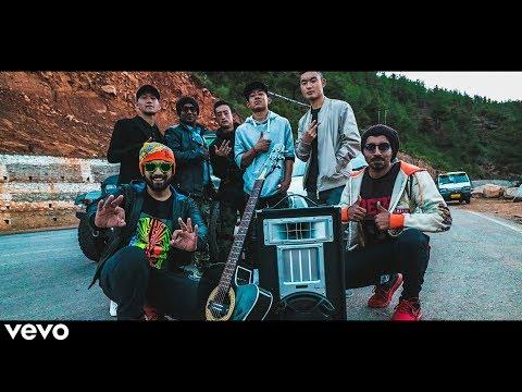 ADDICTION GANJA [Official Music Video] BHUTAN   Bhutanese Rap Song