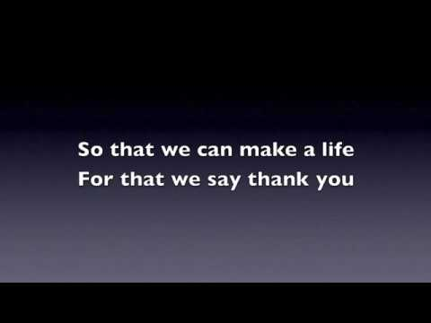Teacher Appreciation Song: A Song for Teachers  You Have Made A Difference
