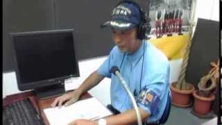 FMおだわら出演(2013/9/8)/JCPA神奈川県本部