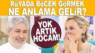 Mehmet Emin Kırgil, seyircilerin rüyalarını yorumladı