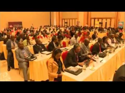 Launch of Southern African TB and Health System Support project Mozambique   EDITED
