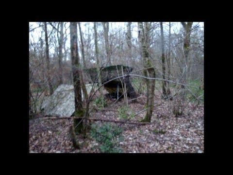 BIG BASHA WOODLAND WILDCAMP - 3 Tarps For Overnight