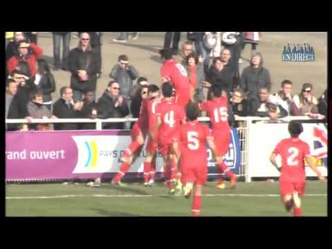 Mondial Football Montaigu 2013 - Finales - YouTube