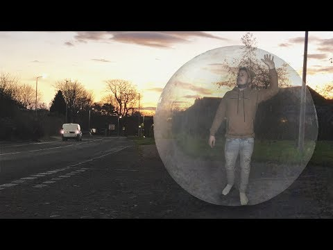 I Crossed the Country in a Zorb Ball & What Happened Was Amazing (Zorb on Land Challenge)