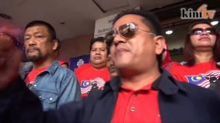 Protes 'panas' Ali Tinju - hanya 20 peserta hadir