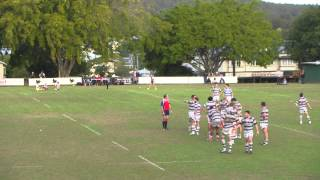 Souths v Brothers - 2nd Half BLK Queensland Premier Rugby Round 18 (11th July '15)