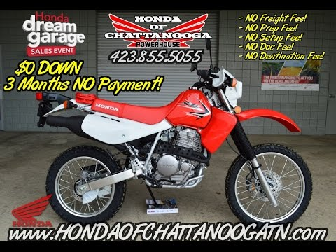 2015 Honda XR650L Dual Sport Review of Specs / SALE Price - Chattanooga TN Motorcycles since ...