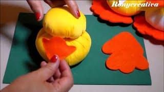 5 manualidades fáciles para hacer con los niños este Verano / VIDEOS PASO A PASO