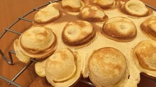 Making HK Egg Waffles with a $10 Wal-Mart Machine